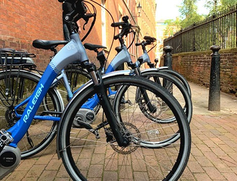 Read our ebike report